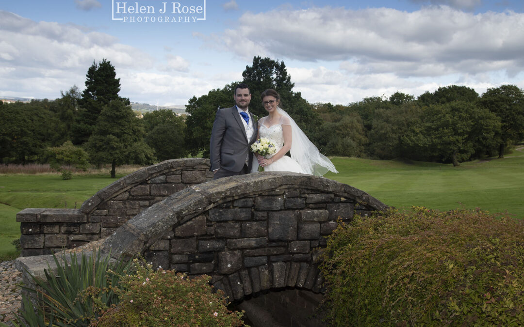 Bryn Meadows Wedding – the Welsh weather surprised us